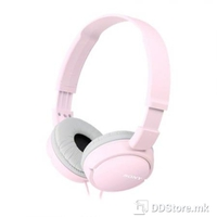 Headphones Sony MDR-ZX110 Pink