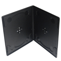 00-CS-RS01B5X01 DVD small DOUBLE CASE 7mm (200pcs)