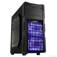GX200 BLUE WINDOW w/PSU VP400-PC