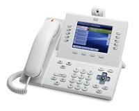 Cisco UC Phone 9951, White, Slimline Handset