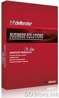 BitDefender SBS Security - BitDefender Client Security + BitDefender Security For File Servers + BitDefender Security For Exchange + BitDefender Security For ISA Servers + BitDefender Security For SharePoint 25 - 49 License 1 Year