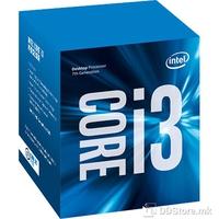 Intel Core i3 7100, Socket 1151, Radni takt  3,9 MHz, L3 cache 4, Jezgra Kaby Lake, Broj jezgri 2, Tehnologija proizvodnje 14 nm, TDP 51 W, Hladnjak da, Integrirani grafički sustav da, Grafički procesor Intel® HD Graphics 630; 1.10 GHz, Memory ch