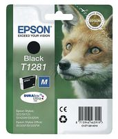 Crtg. for Epson St.SX125/425W/BX305F black (170p.) 5.9ml C13T12814011