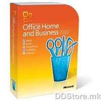 Office Home and Business 2010 32-bit/x64 English T5D-00361