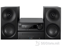 Mini System Hi-Fi Trevi HCX 1080 BT CD/MP3/USB Black