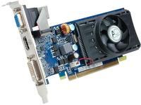 ®AFOX NVIDIA GT210 PCI-E 512MB DDR2 64bit, Chipset GT210  589MHz Core Clock, Memory clock 800MHz, HDMI, DVI, VGA, AF210-512D2L1