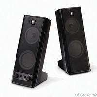Logitech LOGITECH, Snaga  2x 3 V, Odnos signal/šum  0 dB, Frekvenciski raspon 80Hz - 18kHz, 970264-0914
