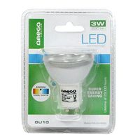 LED Bulb GU10 Omega 4W Cool White 6000K Spot Light