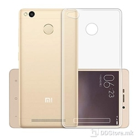 Case for Xiaomi Redmi 3S / 3X Silicone Transparent
