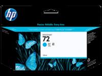 HP HEWLETT-PACKARD, No. 72, Ink Cartridge, Cyan, 130 ml, za Designjet T1100/T610, C9371A