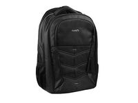 "Notebook Backpack Natec Camel 2 17.3"" Black"