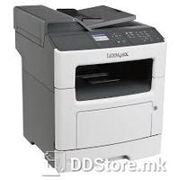 LEXMARK MX310DN, A4 Mono MFP Laser, P/C/S/F ADF, 33ppm, 800MHz, 256MB, Network, Duplex, DC 50K