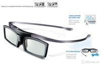 SAMSUNG 3D Glasses 1 pair, SSG-5100GB/XC