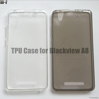 Case Silicone Cover for Blackview A8