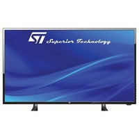 "ST-24IJ5000 24"" (61cm), Superior Technology, LED Monitor, FullHD, Resolution 1920x1080, Dynamic Contrast 3.000.000 : 1, Brightness: 400 cd/m2, DVB-T/DVB-C, USB port with PVR (Power Video Recording), Timeshift, Coaxial out, Earphone out, CVBS Input x2"