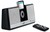 iTempo 350 Portable speaker system/docking station for iPod, 10W RMS by power adapter, wireless remote control
