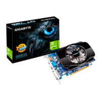 Gigabyte nVidia® GeForce® GT730 2GB DDR3