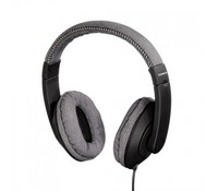 Thomson 00131845 HED2102BK/GY Headphones, grey denim