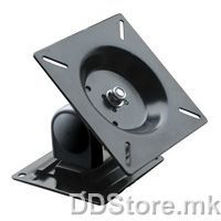 17.99.1120-10 VALUE LCD Wall Mount Kit, 1 Joint, black