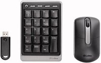 Labtec 967532-0914 Wireless Numpad and Mouse for Notebooks USB