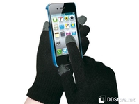 Gloves Natec for Smartphones & Tablets Black