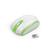 Mouse Gembird Wireless MUSW-105-G 1200 DPI Green/White