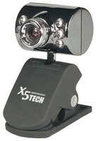 X5TECH Web Camera XW-N6641 USB2.0 high-speed, plug&play, 350k PIXLES interpolated into 5.0M PIXELS