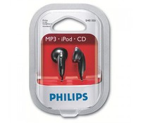 Philips SHE1350/00, In-Ear Headphones