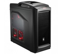 CoolerMaster Case Storm Scout 2, Black with window, SGC-2100-KWN3
