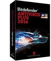 Bitdefender Antivirus Plus 2016 Licence OEM