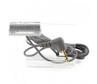 PANASONIC RP-VC201E-S, Stereo microphone, silver