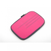 "Tablet Sleeve Platinet 7"" Anti-shock Bubble Florida Pink"