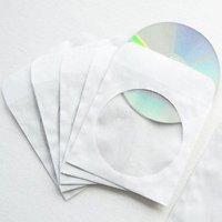 CD Case Paper Omega w/window 100pcs
