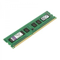 Kingston 4GB 1600MHz DDR3 Non-ECC CL9 DIMM,Bulk Pack 50-unit increments, KVR16N11S8/4BK