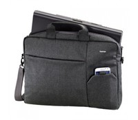 Hama 00101258 Marseilee Notebook Bag, Grey color