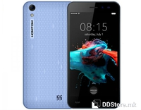 "Smartphone 5.0"" HD HOMTOM HT16 Blue Quad Core 1.3GHz/1GB/8GB/Dual SIM/5MP+8MP/A6.0"