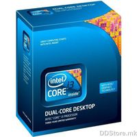 Intel® Core™ i3-540 Processor (4M Cache, 3.06 GHz) BOX