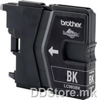 Brother Cartrige LC985BK Black (crn - do 300 str.) for DCPJ-125, DCPJ315W/DCPJ515W/MFCJ265W/MFCJ415W