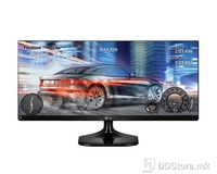 "Monitor 34"" LG 34UM58-P LED IPS, 2560 x 1080 UltraWide Full HD 2x HDMI/DP"