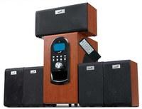 Genius SW-HF5.1 6000 wood speakers
