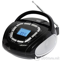 Trevi Portable Radio/MP3 Player KB 508 Black