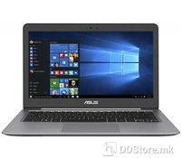 ASUS UX310UQ-FC301T (FHD; SILVER), Intel Core i7-7500U (2.7GHz up to 3.5GHz, 2 cores, 4M Cache, 15w), 12GB DDR4 (8GB onboard), 256GB SSD SATA3, N/A, NVIDIA GeForce 940MX (N16S-GTR) 2GB DDR3, BT4.1 + WIDi, 802.11AC DualBand, Metal body, Illuminated Ke