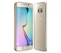 Samsung SM-G925F Galaxy S6 Edge LTE, Platinum Gold Color