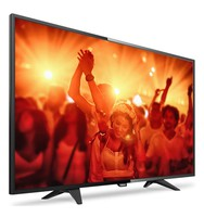 "TV Philips 32PHT4101 32"" LED HD HDMIx2/USBx1/Scart/Optical/DVB-C-T/DTS"