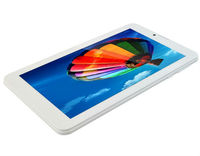 "Tablet PC Firefly M7505 3G Dual Core 1.2 GHz/512MB/4GB/7.0"" 1024x600/BT/2xCam/A4.2 White/Silver"