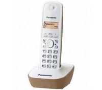 PANASONIC KX-TG1611FXJ, DECT cordless telephone, White/Beige color