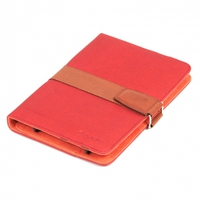 "Tablet Case Platinet Hong Kong Red 7""-7.85"""