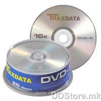 Traxdata DVD+RW 4.7GB