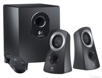 Speakers Logitech Z313 2.1