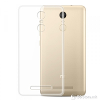 Case for Xiaomi Redmi Note 4 Silicone Transparent
